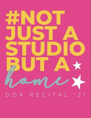 Denise's Dance Academy 2021 Recital Poster