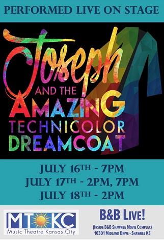 MTKC- Joseph...Dreamcoat Poster