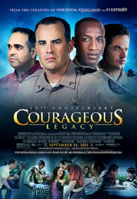 Courageous Legacy Poster