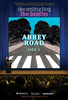 DECONSTRUCTING THE BEATLES: ABBEY ROAD SIDE 1