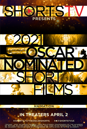 OSCAR NOMINATED SHORT FILMS 2021: ANIMATION