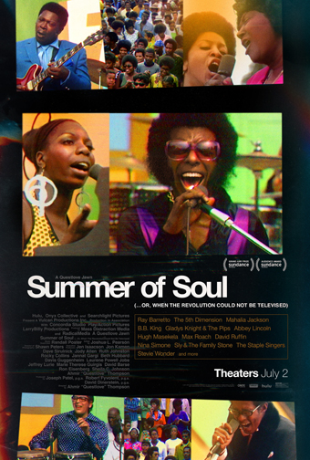 SUMMER OF SOUL (...OR, WHEN THE REVOLUTION COULD N