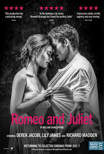ROMEO AND JULIET: THE KENNETH BRANAGH THEATRE CO.